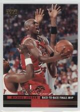 1993-94 Upper Deck Mr June #MJ6 Michael Jordan Chicago Bulls Basketball Card
