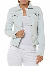 NEW VILA LADIES' JACKET JEANS JACKET VIBAMIRA DENIM JACKET BLAU BLUE WOMEN