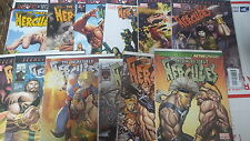 from Avengers Comic lot incredible hulk hercules 113-124 nm bagged boarded