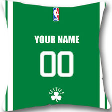 Custom zippered Boston Celtics Pillow Case With Your Name and Number L954