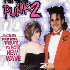 Various Artists : Before You Were Punk 2 CD (1999) VR339