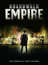 Boardwalk Empire: The Complete First Season (DVD, 2012, 5-Disc Set)*NEW/SEALED