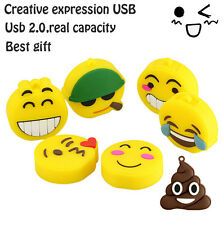 USB stick usb 2.0 Face Model flash drive pen drive memory Stick Pendrive U Disk