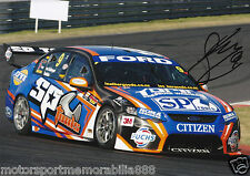 Shane Van Gisbergen Signed 6x4 or 8x12 Photo PRINT V8 Supercars FORD SBR SP TOOL