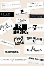 $1200 Wholesale Lot Premium Designer & Name Brand Clothing, Shoes, Handbags NEW