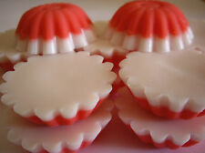 Wax Tart Melts - Highly Scented -  For oil/melt burners - 40+ Scents available!