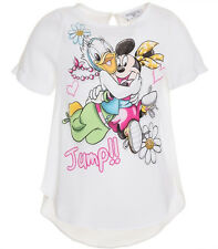 MONNALISA tunic T-Shirt MINNIE MOUSE Size 6/116 or 10/140 NEW So 2017