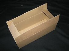 QUALITY STRONG SINGLE WALL POSTAL MAILING CARDBOARD BOXES IDLE FOR POSTING.