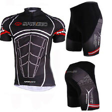 Bicycle Wear Shorts Mens Cycling Jersey Sets Strength Outdoor Biking Clothing