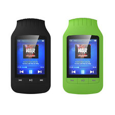 "Mini 8GB MP3 Music Player Sport Pedometer Bluetooth FM Radio 1.8"" Screen Clip"