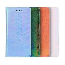 cool Snake Skin PU Leather wallet Flip Stand Case Cover For iphone 6 6s plus 7