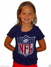 T-Shirts for Girls New Authentic Junk Food NFL Logo Girls T-Shirt