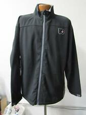 Philadelphia Flyers Mens XL & 2XL Full Zip Embroidered Soft Shell Jacket FLY 17