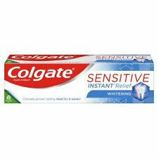 Colgate Sensitive Pro-Relief Whitening Toothpaste 75ml 1 2 3 6 Packs