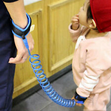 Anti-lost Toddler Kids Baby Safety Walking Harness Wrist Leash Strap Hand Belt