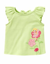 GYMBOREE BABY GIRLS FAIRY FLOWER TEE SIZE 2T 3T 4T SPRING SUMMER NWT