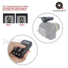For Canon/Nikon Remote Shutter Release Wired/Wireless Timer Transmitter Receiver