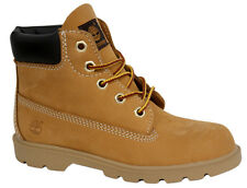 Timberland 6 Inch Classic Lace Up Wheat Boots Toddlers M/M