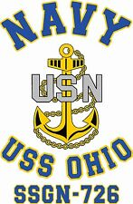 US SUBMARINES ACTIVE DUTY UNITED STATES NAVY W/ ANCHOR* NAME DROP SHIRTS