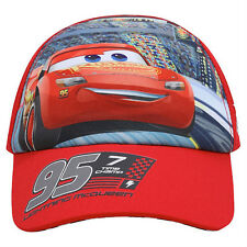 George Boys Childrens Official Disney Pixar Cars 3 Baseball Cap Hat