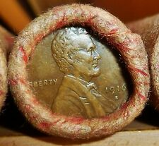 Very Nice Old Penny Roll for bid as pictured      ROLL # 32