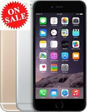 Apple iPhone 6 Plus-16GB 64GB GSM Factory Unlocked Smartphone Gold Gray Silver R