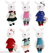 Metoo Tiramitu Stuffed Cute Bunny Rabbit Plush Doll Toy Birthday Christmas Gift