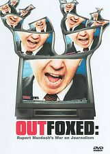 Outfoxed (DVD, 2004, Full Screen) LN CL5