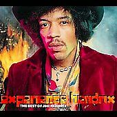 Experience Hendrix: The Best of Jimi Hendrix by Jimi Hendrix (Cd) EXCELLENT