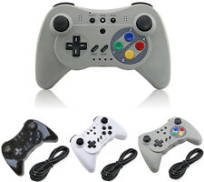 U Pro Bluetooth Wireless Remote Controller Gamepad Joystick For Nintendo Wii U