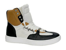 Puma Alexander Mcqueen Joust Hi Mens Lace Up Leather Hi Trainers