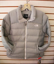THE NORTH FACE WOMENS NUPTSE 2 DOWN WINTER JACKET-CUQ5- H RISE GREY - M