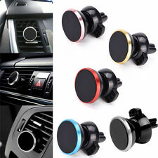 Universal Magnetic Car Air Vent Holder Stand Mount For Mobile Cell Phone GPS New