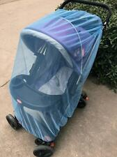 Baby Stroller Mosquito Net Summer Insect Netting Canopy Cover Carriage Curtain