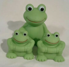 Squeeze Bath-Toys Frog Squeeze