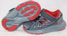 NEW Infant Toddler Boys Kids New Balance 690 SGI WIDE Grey Red Sneakers Shoes