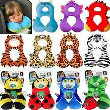 Baby Travel Stroller Car Seat Neck Pillow Head Neck Support Headrest for 1-4 Y