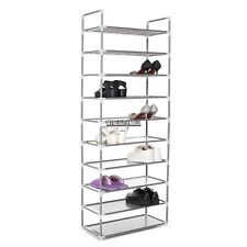 Home DIY Portable Closet Storage Organizer Simple Shoes Rack Stand MY8L