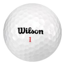 36 Wilson Mix Near Mint / AAAA Grade Recycled Golf Balls
