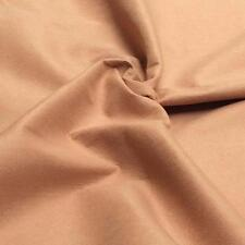 Craft fabric material BEIGE FELT colour sold by the metre 150cm wide