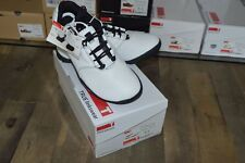 """GOLF SHOES - TRUE LINKSWEAR """"TOUR"""" US 9.5  WIDE AND WATERPROOF - FREE POSTAGE !!"""