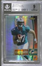 2012 Topps Finest Prism Refractor #135 Ryan Tannehill BGS 9 Miami Dolphins Card