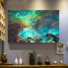 """Star Cluster NGC 2074 in the Large Magellanic Cloud Hi Gloss Space Poster 16x24"""""""