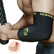 Elastic Elbow Compression Sleeve Compression Fit Support Brace Recovery Brace AP