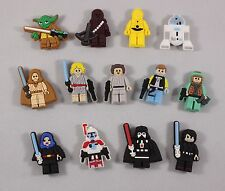 Star Wars PVC Fridge Magnets - 13 Characters Available