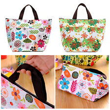1Pcs Kids Lunch Bags Picnic Bags Insulated School Lunchbox Childrens Cool Bag