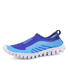 Mens Swim Pool Gym Big Size Water Shoes Antiskid Outdoor Breathable Beach Shoes