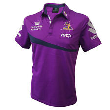 NRL Melbourne Storm 2017 Players Polo - ADULT Size S - 3XL