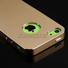 Luxury For iPhone 5 5S SE Cover Case Aluminum Ultra Thin Metal Frame Protector