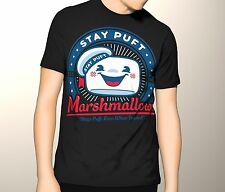 Ghostbusters Shirt, Stay Puft Logo Premium Graphic T-Shirt S-5XL